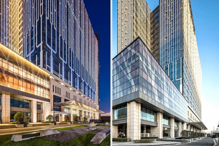 00 中国人寿陕西省分公司办公楼景观设计 Xian China Life Office Building Landscape 3 2