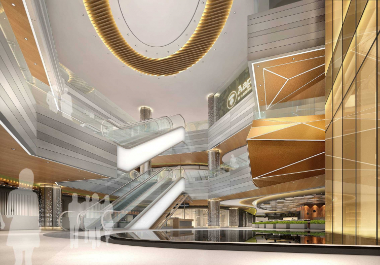01 哈尔滨金安国际购物广场 Harbin Jinan Euro Plaza