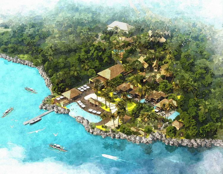 02 菲律宾薄荷岛珊瑚度假村 Philippines Bohollsland H Coral Resort